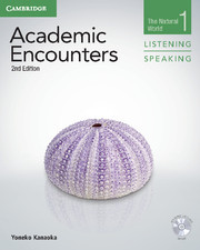 Academic Encounters Level 1 Student Book Listening and speaking with DVD