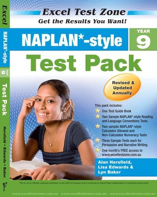 Year 9 NAPLAN*-style Test Pack - Excel Test Zone