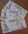 A Children's Bookshop Gift Voucher (any value)
