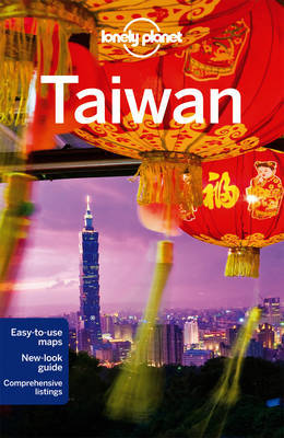 Lonely Planet Taiwan 9e