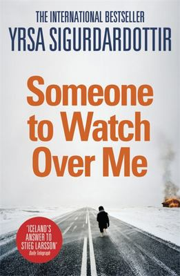 Someone to Watch Over Me Thora Gudmundsdottir Book 5