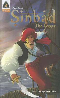 Sinbad: The Legacy (Campfire Graphic)