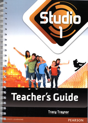 Studio 1 Teacher Guide (new edition)