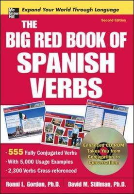 The Big Red Book of Spanish Verbs