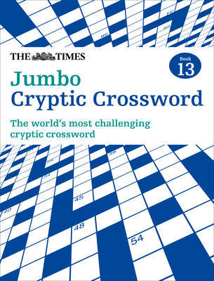 The Times Jumbo Cryptic Crossword: Book 13