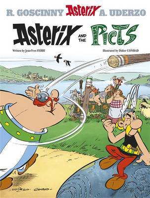 Asterix and the Picts (Hardback) (#35)