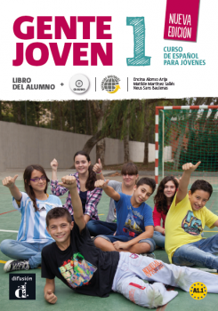 Large gente joven