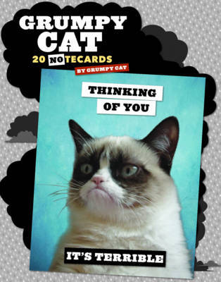 Grumpy Cat Notecards