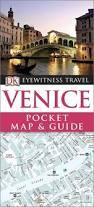 Venice DK Eyewitness Pocket Map and Guide