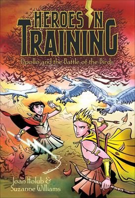 Apollo and the Battle of the Birds (Heroes in Training #6)