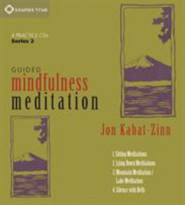 Guided Mindfulness Meditation Series 2 (contains 4 CDs)