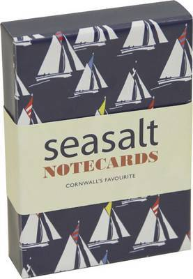Sea Salt: Sailaway Classic Notecards