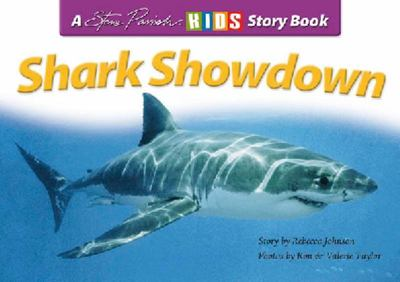 Shark Showdown - Story Book