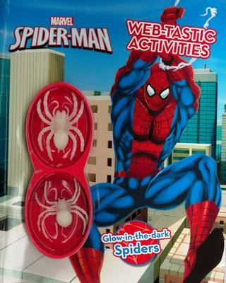 Marvel Spider-man Spider-action Activities