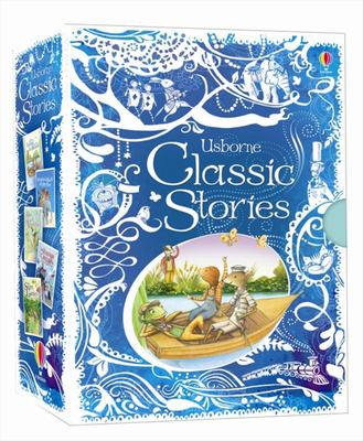 Usborne Classic Stories Gift Set
