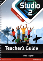Studio 2 Rouge Teacher Guide (new edition)