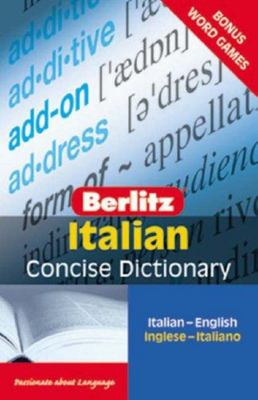 Italian Berlitz Concise Dictionary