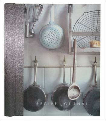 Kitchen Utensils Recipe Journal