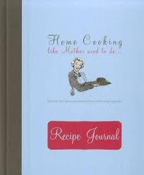 RECIPE JOURNAL - HOME COOKING