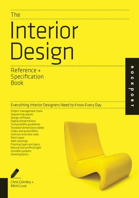 Interior Design Reference and Specification Book