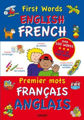 First Words: English - French