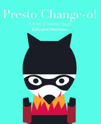 Presto Change-O Book of Animal Magic