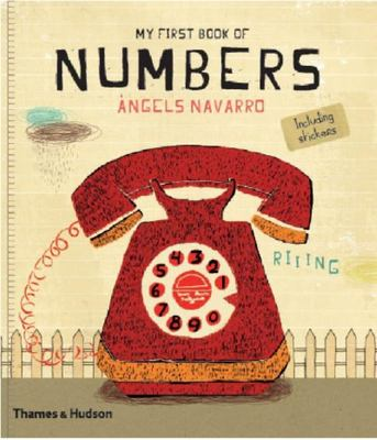 My First Book of: Numbers