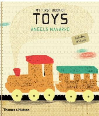 My First Book of: Toys