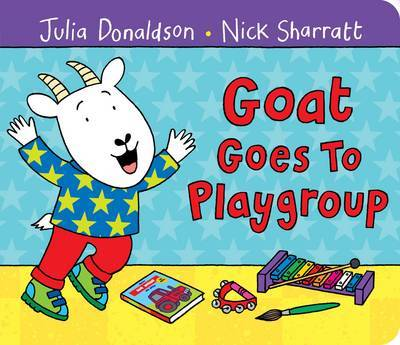 Goat Goes to Playgroup (Board)