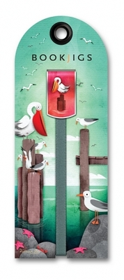 Pelican - Bookjigs Bookmark