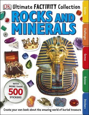 Rocks and Minerals (Ultimate Factivity Collection)