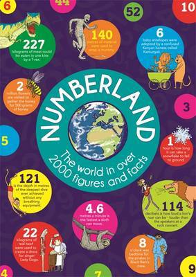 Numberland: The World in Over 2000 Figures and Facts