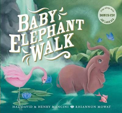 Baby Elephant Walk (Book & CD)