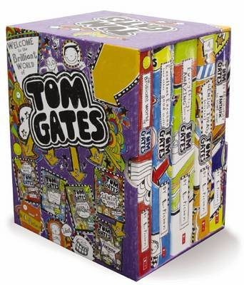 Welcome to the Brilliant World of Tom Gates (#1-5 Box Set)