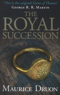 Royal Succession (Accursed Kings #4)