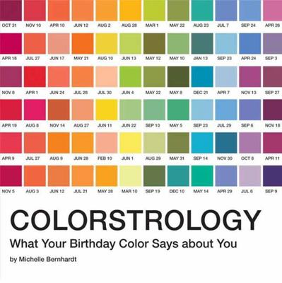 Colorstrology - What Your Birthday Color Says About You