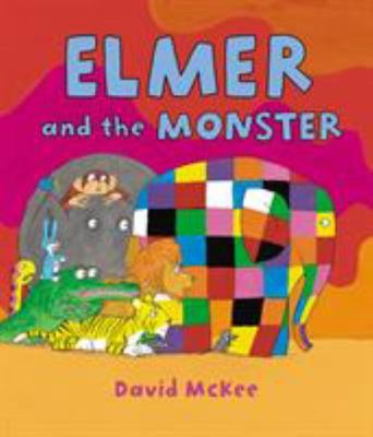 Elmer and the Monster (HB)