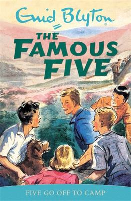 Five Go Off to Camp (Famous Five #7)