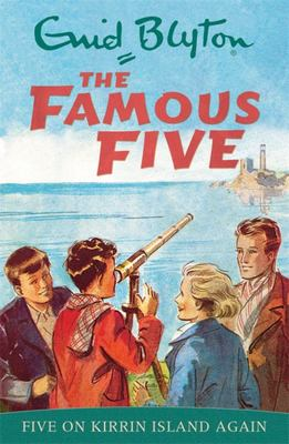 Five on Kirrin Island Again (Famous Five #6)