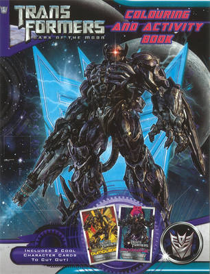Transformers 3 - Colouring & Activity Book