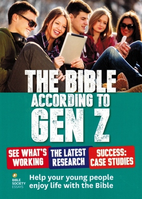 The Bible According To GEN Z Paperback