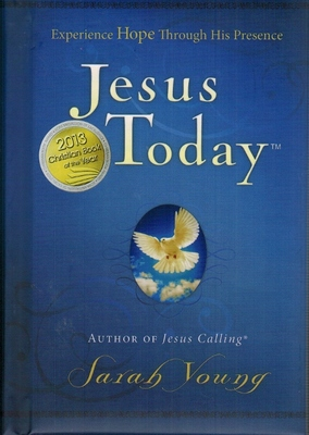 Jesus Today Devotional Hardcover
