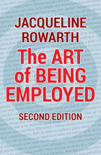 Homepage the art of being employed front cover