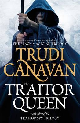The Traitor Queen (Traitor Spy #3)