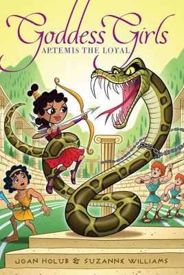 Artemis the Loyal - Goddess Girls #7