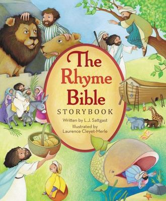 The Rhyme Bible Storybook (HB)