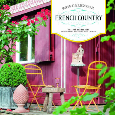 French Country 2015 Wall Calendar