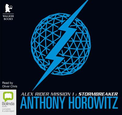 Stormbreaker Alex Rider #1 Audio Book