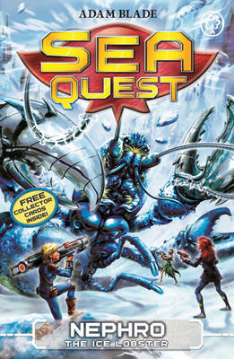 Nephro the Ice Lobster (Sea Quest#10)