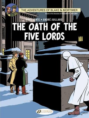 Blake & Mortimer 18 - Oath of the Five Lords